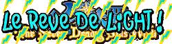 Fichier:Logo Le Rêve de Light !.png