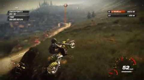 FUEL - Blacktrail Pass - Race - Death At The Corner