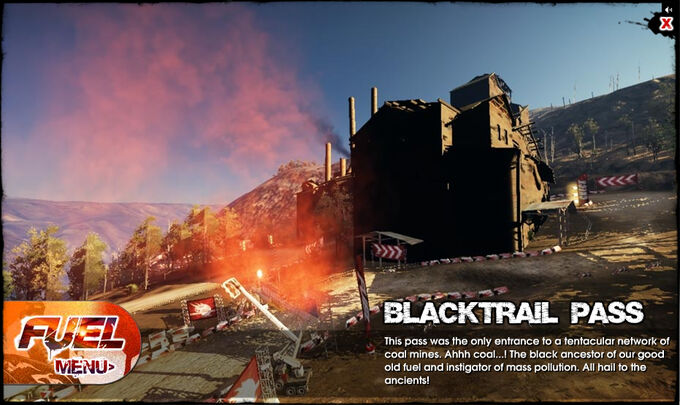 Blacktrail Pass