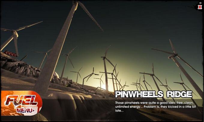 Pinwheels Ridge