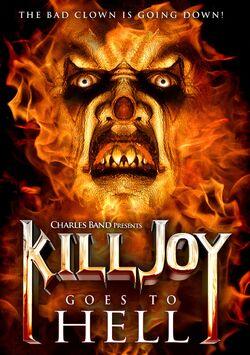 Killjoy 4 Poster