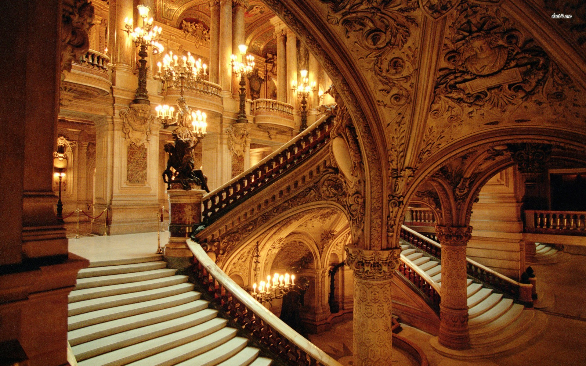 Image 12542 Stairs In The Castle 1920x1200 Photography
