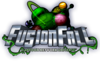 FusionFall title card