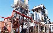 Inside Ethanol Factory
