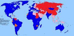 World War III allies and axis