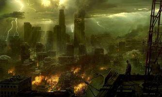 City,,