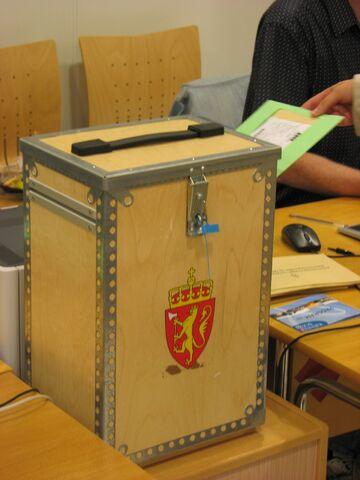 File:Norwegian Ballot Box.jpg