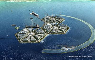 Energy Islands 2040