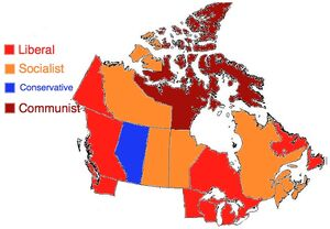 Canadian Federal Election, 2060