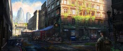London quarantine zone by jordangrimmer-d6nq87v