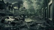Dublin ruins