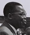 Joseph Kasa-Vubu in Israel