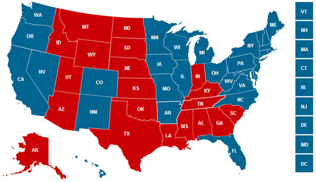File:Clinton2016 predictionmap2.jpg