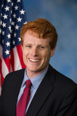 File:Joe Kennedy, Official Portrait, 113th Congress.jpg