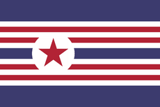 Flag of Korean Republic