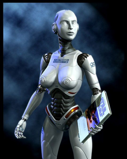 Robot Woman