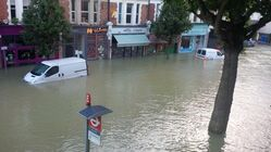 Flood-London