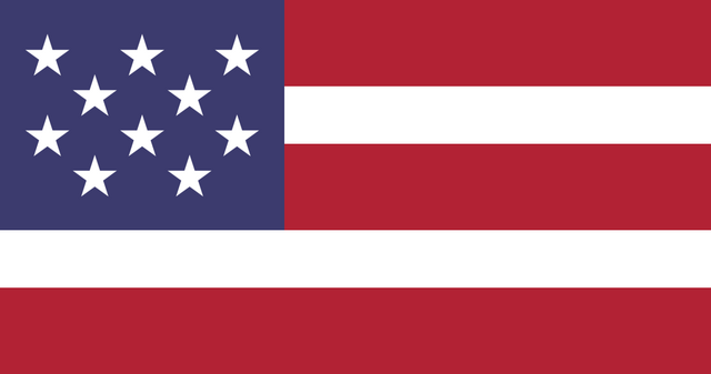File:Flag of usn - 10 stars = 10 states, 5 stripes = 5 sectors, 1 sector = 2 states.png