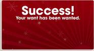 Xmas2k7 wantotron success