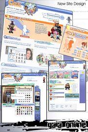 Site redesign promo 2006