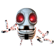 GL halloween Skeleton