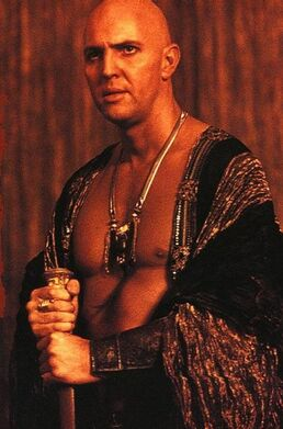 High Priest Imhotep