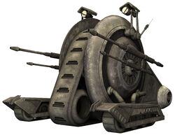 Tank droid TCW