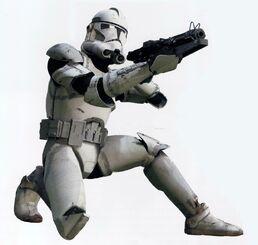 Phase II Clone Trooper