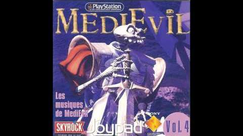 Les musiques de MediEvil - Quest for Vengeance