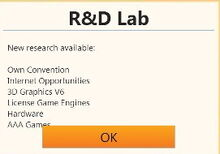 R&D Lab Research
