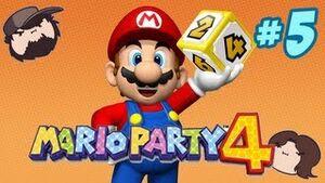 Mario Party 4 5