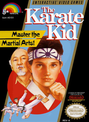 KarateKidNESCover