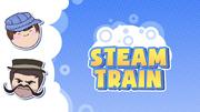 Ross and Brian Steam Train