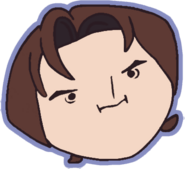 ProJared s  quot undecorated quot  grump-headProjared Face