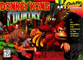 DonkeyKongCountryCover