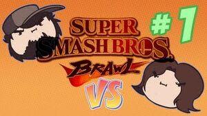 Smash Brothers Brawl 1