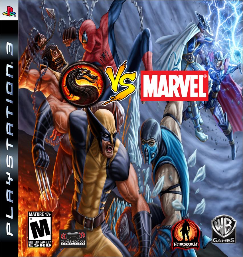 Mortal Kombat VS Marvel Universe
