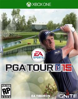 PGA Tour 15 - Xbox1