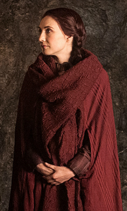 Second Sons Melisandre
