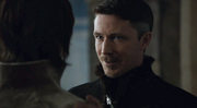 Petyr speaks to robin s4