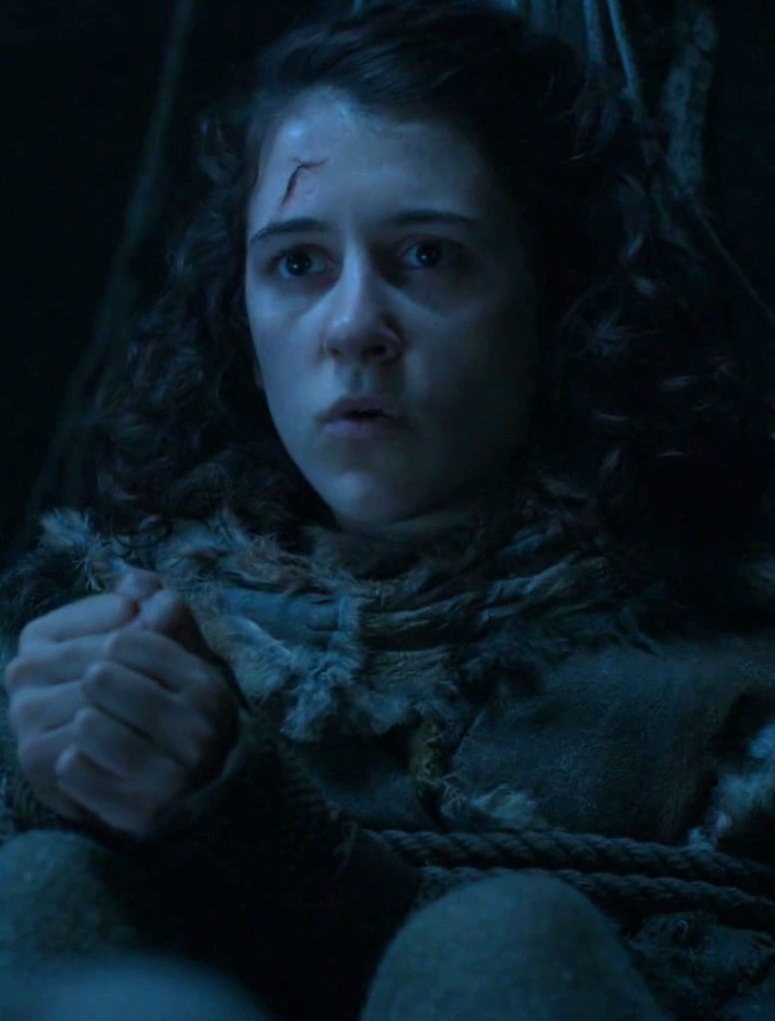S6E2] Why I feel bad for Meera Reed. : gameofthrones