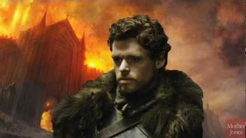 Robb Stark The Biggest Celebrity in The North