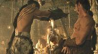 Viserys' crowning