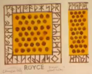 Royce runes The Artisans Jim Stanes
