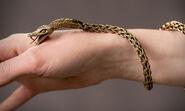 Ellaria snake bracelet