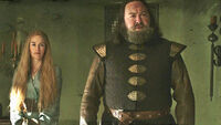 Cersei and Robert