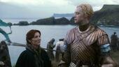 BrienneAndCatelynMeet