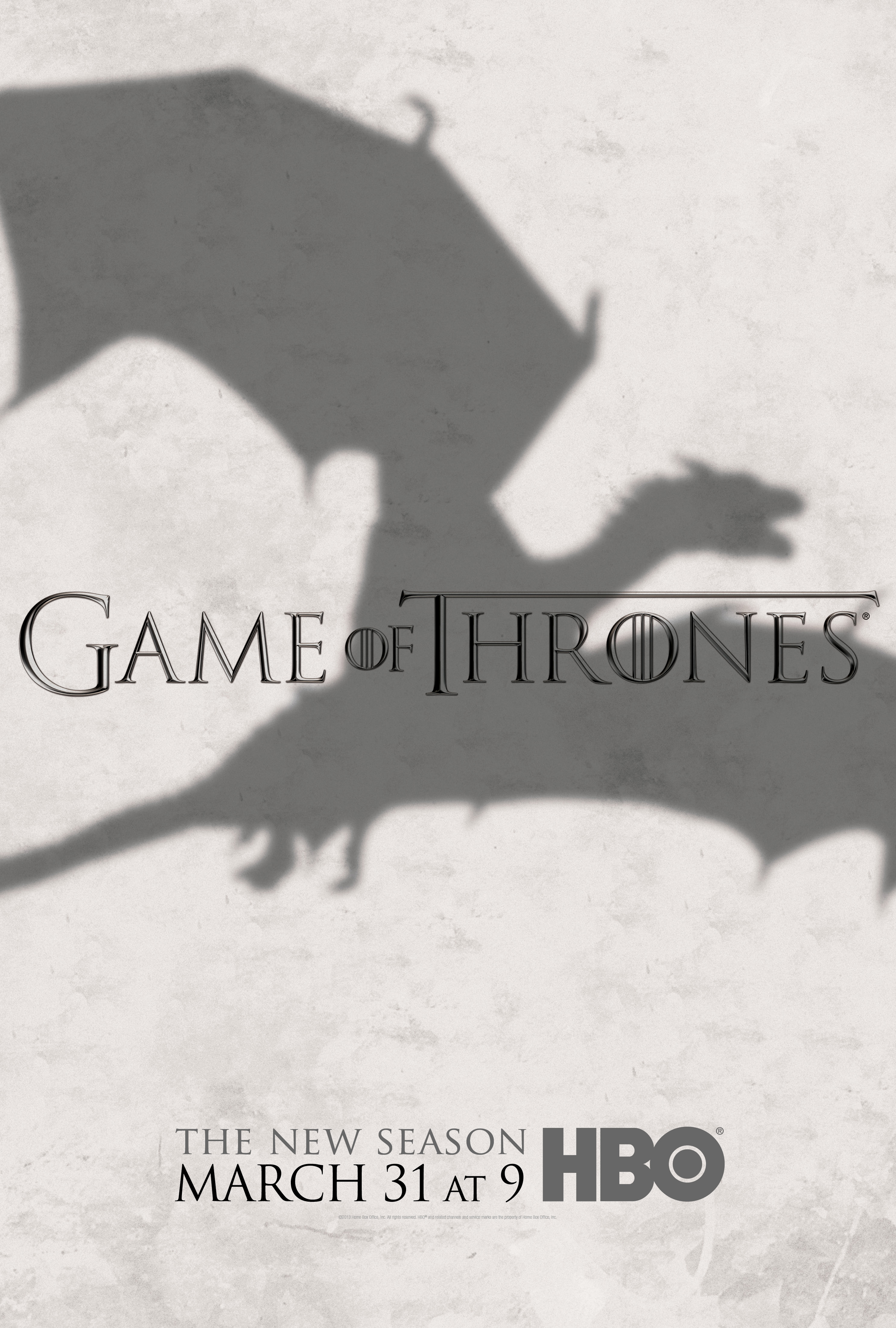 Game of Thrones S3 poster