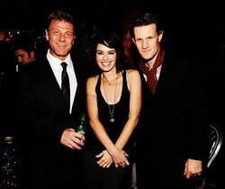 Sean Bean, Lena Headey, Matt Smith