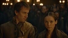 Edmure and Roslin